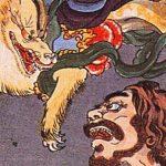 犬が狐を殺しに来る